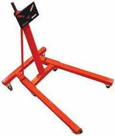 King Tools & Equipment 1227-0 1 Ton Folding Engine Stand