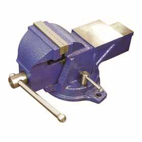 King Tools & Equipment 1315-0 Bench Vise With Large Anvil 5 in