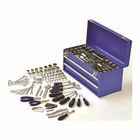 King Tools & Equipment 1563-0 Socket Wrench Pliers Set 128pc