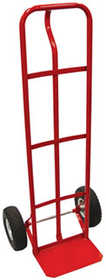 King Tools & Equipment 1587A-0 Hand Truck 600# Capacity 10 in Wheel
