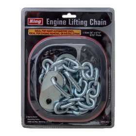 King Tools & Equipment 2093-0 Chain Lift Engine 1ton
