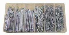 King Tools & Equipment 3185-0 Pin Cotter Assortment 555pc