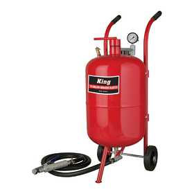 King Tools & Equipment 4005-0 Sandblaster 10 Gal