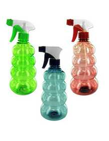 KOLE IMPORTS HG008 Tornado Plastic Spray Bottle