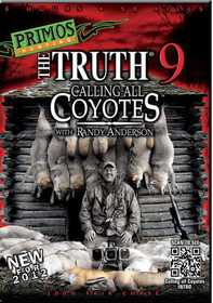 Primos Hunting 41091 Truth 9 Calling All Coyotes Dvd