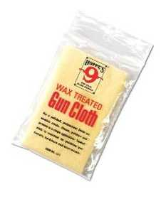 Hoppes 1217 Gun Cloth Wax Treated 12x17 in