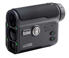 Bushnell Outdoor 202442 Bushnell 202442 The Truth Arc 4x20mm Bowhunting Laser Rangefinder With Clear Shot