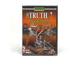 Primos Hunting 46071 Primos Hunting Calls 46071 Primos Truth 7 Bowhunting Dvd