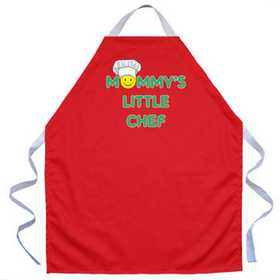 LA IMPRINTS 2521 Kid's Apron, Mommy's Little Chef