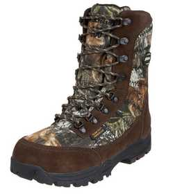LaCrosse Footwear 541011-W Boot Silencer 8 in Mossy Oak Break Up 9w