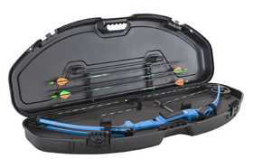 Plano Molding 110995 Plano 1109-00 Protector Series Ultra Compact Bow Case (Black)