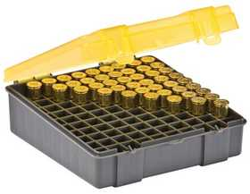 Plano Molding 122600 Case Ammo Dk Grey/Trans Blue