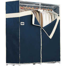 Rubbermaid 1807509 60 In Portable Garment Closet