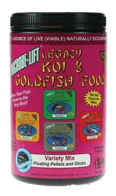 Little Giant Outdoor Living 566016 Fish Food Growth & Energy