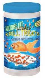 Little Giant Outdoor Living 566019 Fish Food Krill Treats