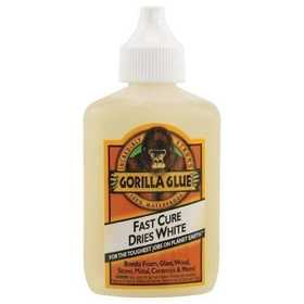 Gorilla Glue 5201201 Glue Quick Cure 2-Oz