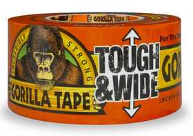 Gorilla Glue 6003001 Duct Tape Tough & Wide