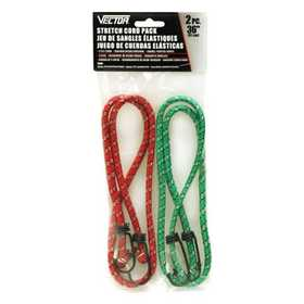 Vector 1069 Stretch Cord 36 in 2pc Pack