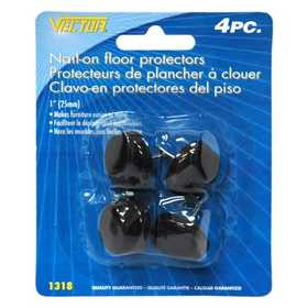 Vector 1318 Protector Floor Nail 1 in 4pc