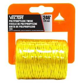Vector 1492 Twine 246 Ft Polypro