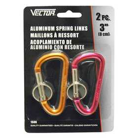 Vector 1506 Spring Link 3 in Alum 2pc