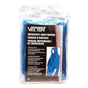 Vector 1652B Poncho Rain Emergency