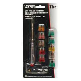Vector 1658 Auto Fuse And Tester Set