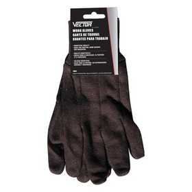 Vector 1801 Gloves Work Cloth Brown