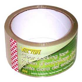 Vector 456 Tape Packing Clear 40m