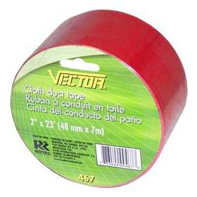 Vector 467 Cloth Duct Tape Red 7m
