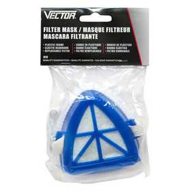 Vector 813 Filter Mask Heavy Duty