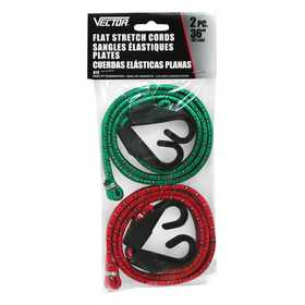 Vector 872 Stretch Cord 36 in Flat 2pc
