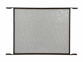 M-D Building Products 33324 Push Grille Aluminum 19-32 in Bronze