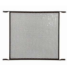 M-D Building Products 33381 Push Grille Aluminum 19-36 in Bronze
