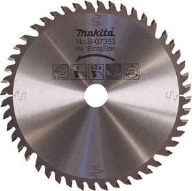 Makita 721005-A Blade Saw Carbide Tip 33/8 24t
