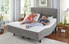 MANTUA R ELEVATION KNG Adjustable Bed Gel Infused With Remote