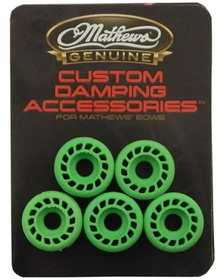 Mathews 80533 Roller Guard Green 5 Pk
