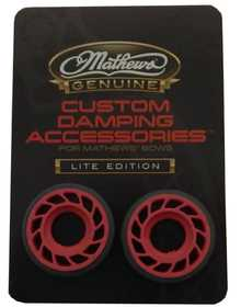 Mathews 80593 Hds Lite 3/8 Pink 2 Pk
