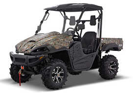 Massimo Motor Sports ALLIGATOR 700 Alligator 700 Utv Camo