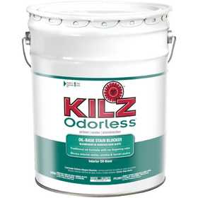 Kilz 10040 Kilz 5-Gal. Odorless Oil-Base Interior Primer