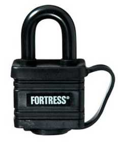 Master Lock 1804D Padlock Fortress 11/2 Covered