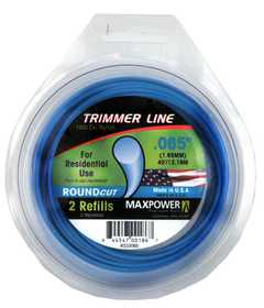 Max Power Precision Parts 333065W Round Trimmer Line .065-Inch