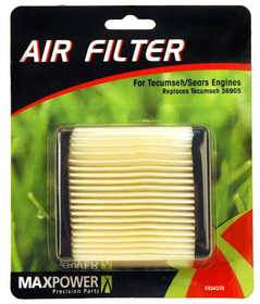 Max Power Precision Parts 334370 Air Filter For Tecumseh