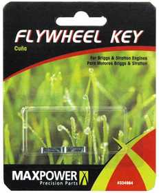 Max Power Precision Parts 334984C Flywheel Keys- Briggs & Stratton