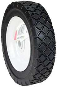 Max Power Precision Parts 335160 6-Inch Steel Wheel