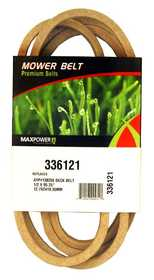 Max Power Precision Parts 336121 Belt 38 in For Poulan/Craftsman/Husqvarna