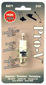 Max Power Precision Parts 33BM7Y Spark Plug Cj6