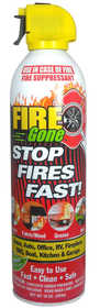 Max Professional FGC-1100 Fire Gone Fire Suppressant 16 oz