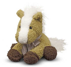 Melissa & Doug 7407 Meadow Medley Pony Stuffed Animal