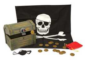 Melissa & Doug 2576 Pirate Chest
